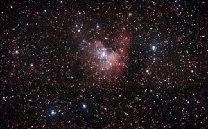 NGC 281 AKA Pacman Nebula